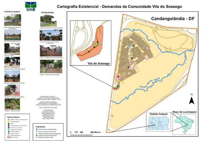 Potencialidades y fragilidades territoriales, por la regularización de tierras y fijación popular