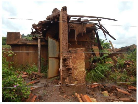 As marcas do desastre ambiental em Paracatu