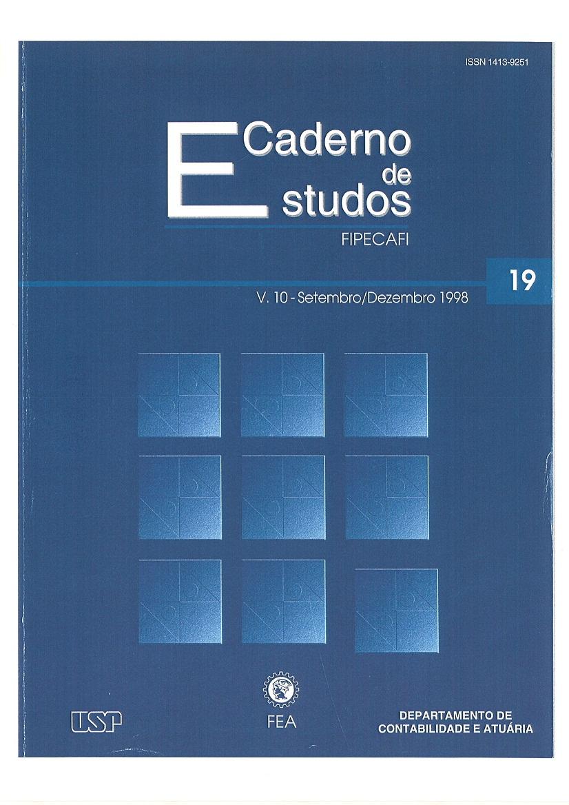Visualizar n. 19 (1998)