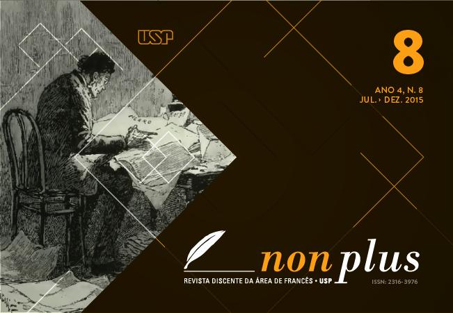 Visualizar n. 8 (2015): Literatura e Jornalismo