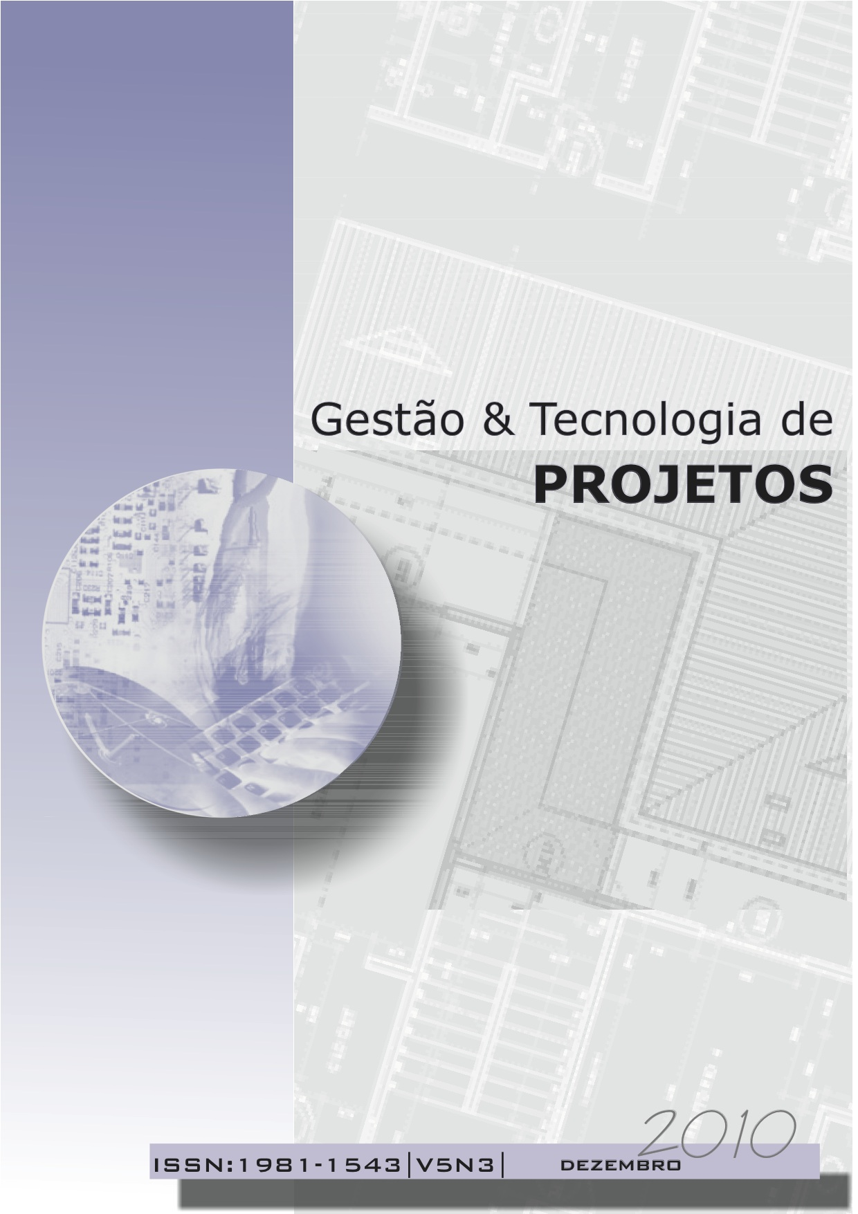 Visualizar v. 5 n. 3 (2010): Gestão e tecnologia de projetos no mundo
