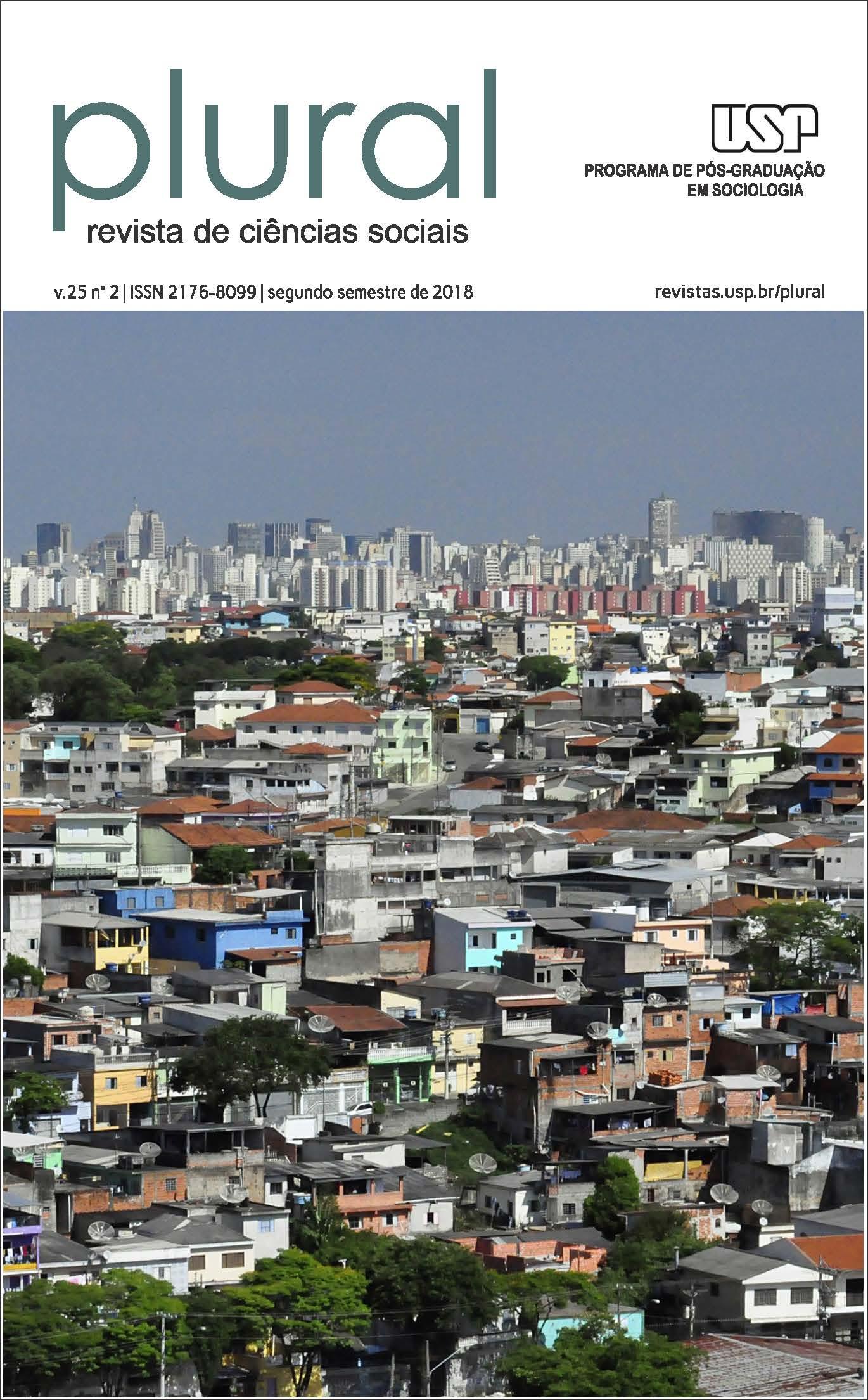 Visualizar v. 25 n. 2 (2018): Teoria Social Urbana e Direito à Cidade: um debate interdisciplinar