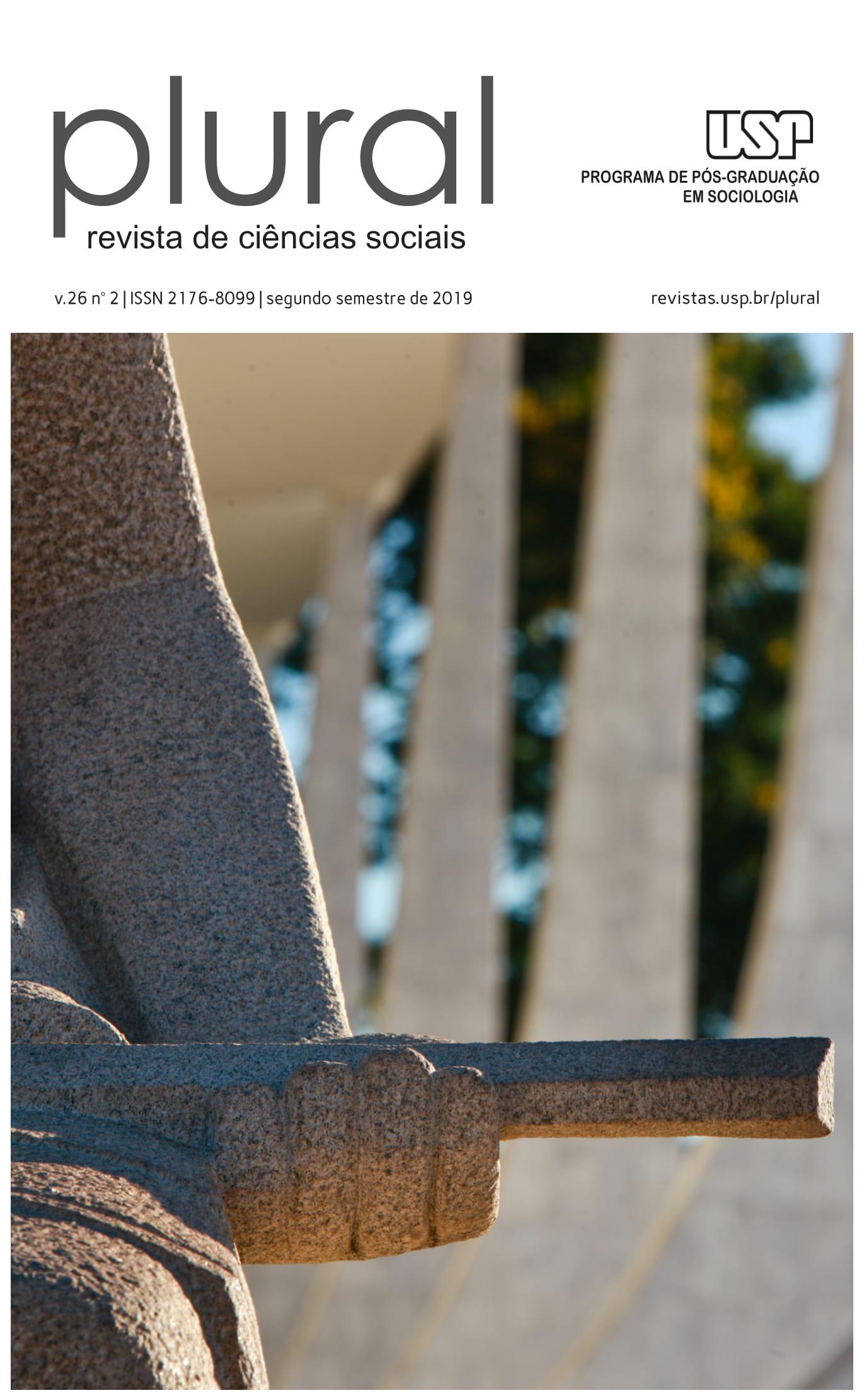 Visualizar v. 26 n. 2 (2019): Campo jurídico e política
