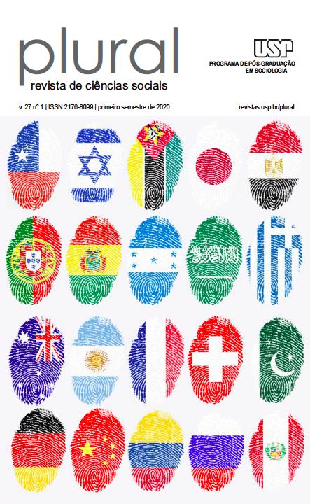 Visualizar v. 27 n. 1 (2020): Migrações internacionais na agenda sociológica contemporânea