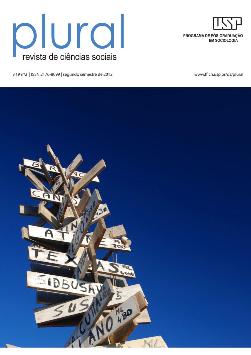 Visualizar v. 19 n. 2 (2012)