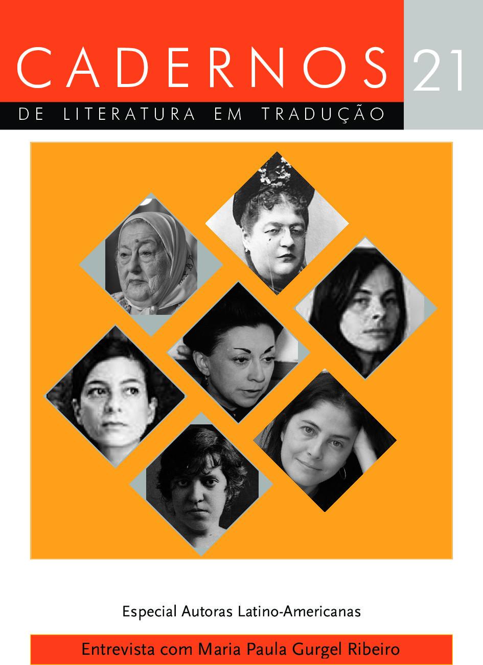 Especial Autoras Latino-Americanas apresenta uma seleção de obras escritas por mulheres latino-americanas, traduzidas ao português. Editores convidados: Barbara Zocal e Wilson Alvez-Bezerra.  Capa: colagem de fotos das autoras traduzidas.