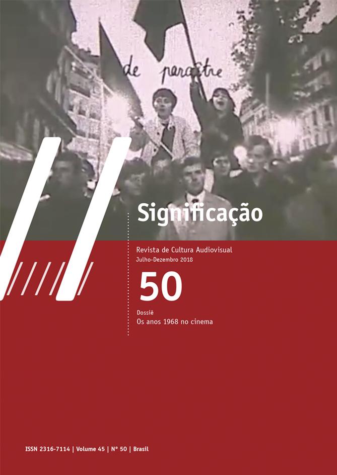 """Visualizar v. 45 n. 50 (2018): Dossiê """"Os anos 1968 no cinema"""""""