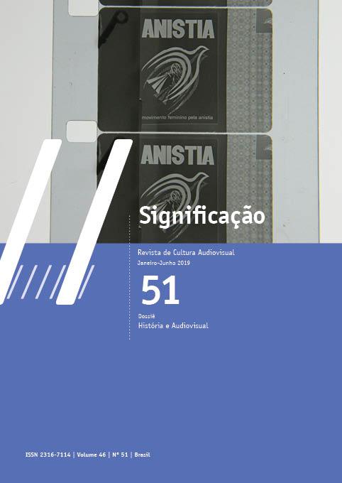 """Visualizar v. 46 n. 51 (2019): Dossiê: """"História e Audiovisual"""""""
