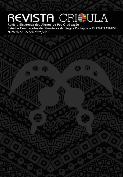 Visualizar n. 22 (2018): Dossiê n. 22: Espaços em movimento: as literaturas de língua portuguesa em contextos de crise política
