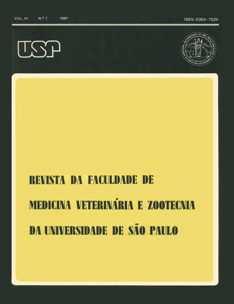 Visualizar v. 24 n. 2 (1987)