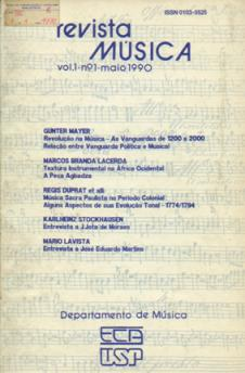 Visualizar v. 1 n. 1 (1990)