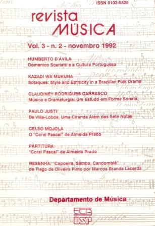 Visualizar v. 3 n. 2 (1992)