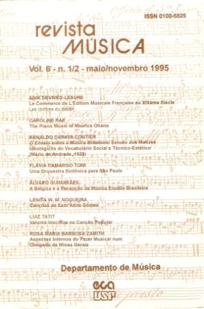 Visualizar v. 6 n. 1-2 (1995)