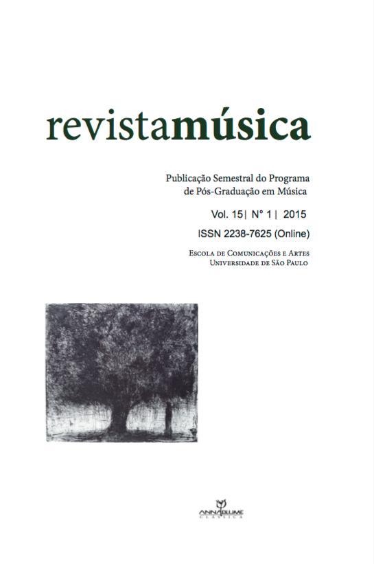 Visualizar v. 15 n. 1 (2015)