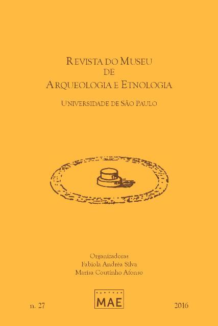Visualizar n. 27 (2016): Arqueologia dos Povos Jê no Sul e Sudeste do Brasil