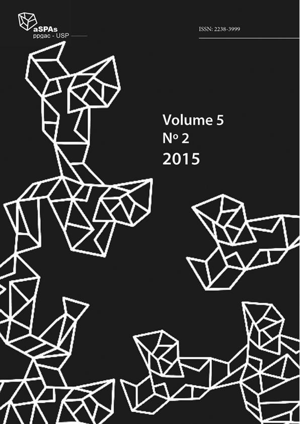 Visualizar v. 5 n. 2 (2015): Dramaturgia e história do teatro no Brasil