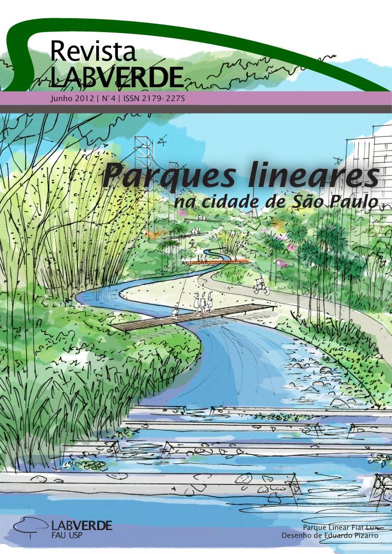 Visualizar n. 4 (2012): Parques lineares na cidade de São Paulo