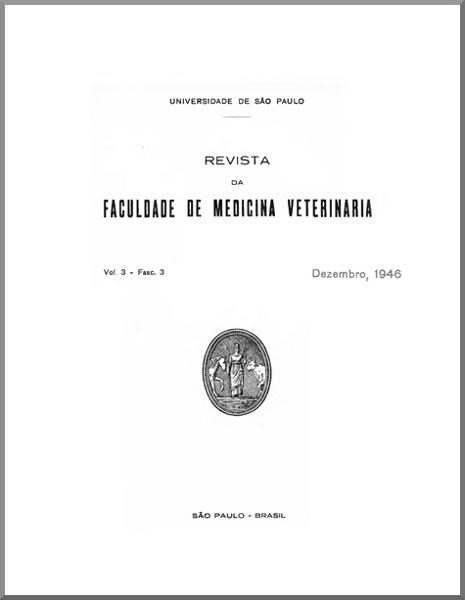 Visualizar v. 3 n. 3 (1946)