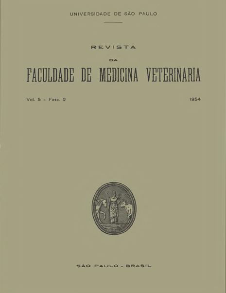 Visualizar v. 5 n. 2 (1954)