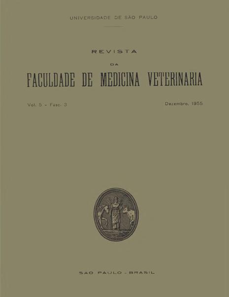Visualizar v. 5 n. 3 (1955)