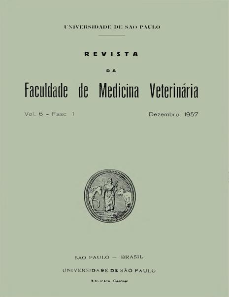 Visualizar v. 6 n. 1 (1957)