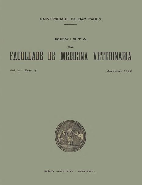 Visualizar v. 4 n. 4 (1952)