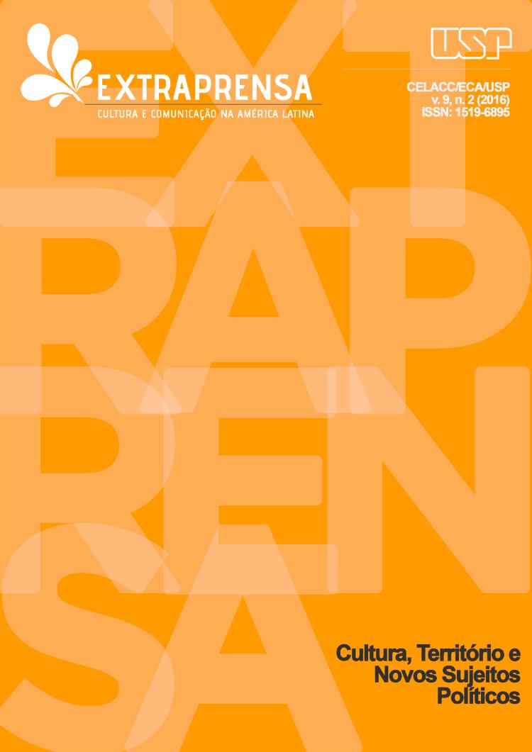 Capa - Revista Extraprensa