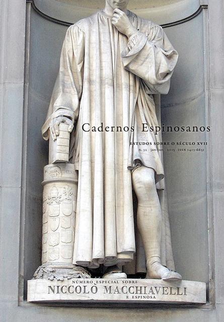 Visualizar n. 32 (2015): Maquiavel e Espinosa