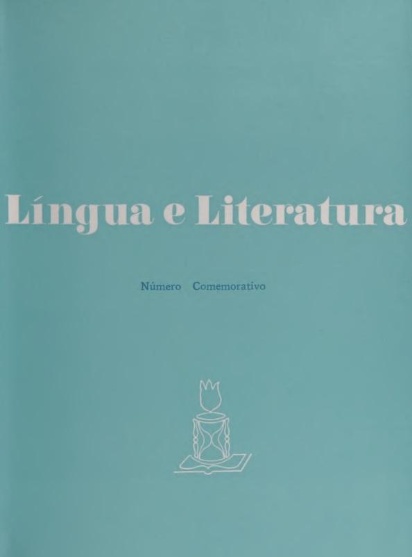 Visualizar v. 10-13 (1984): Número Comemorativo