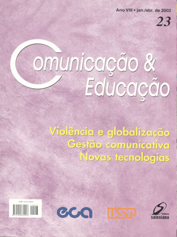 Visualizar n. 23 (2002): Violência e globalização, Gestão comunicativa, Novas tecnologias