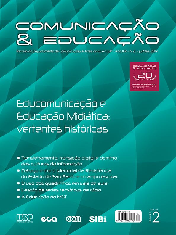 Educomunicação e Educação Midiática: vertentes históricas