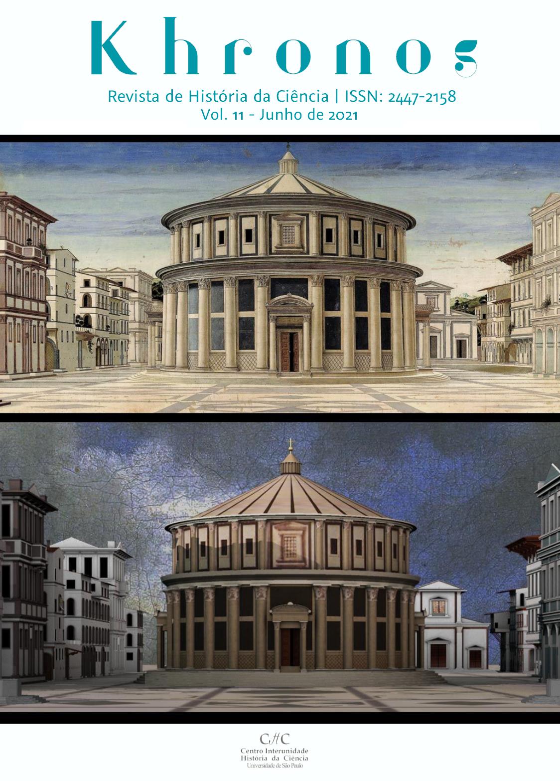 Khronos - Revista de História da Ciência
