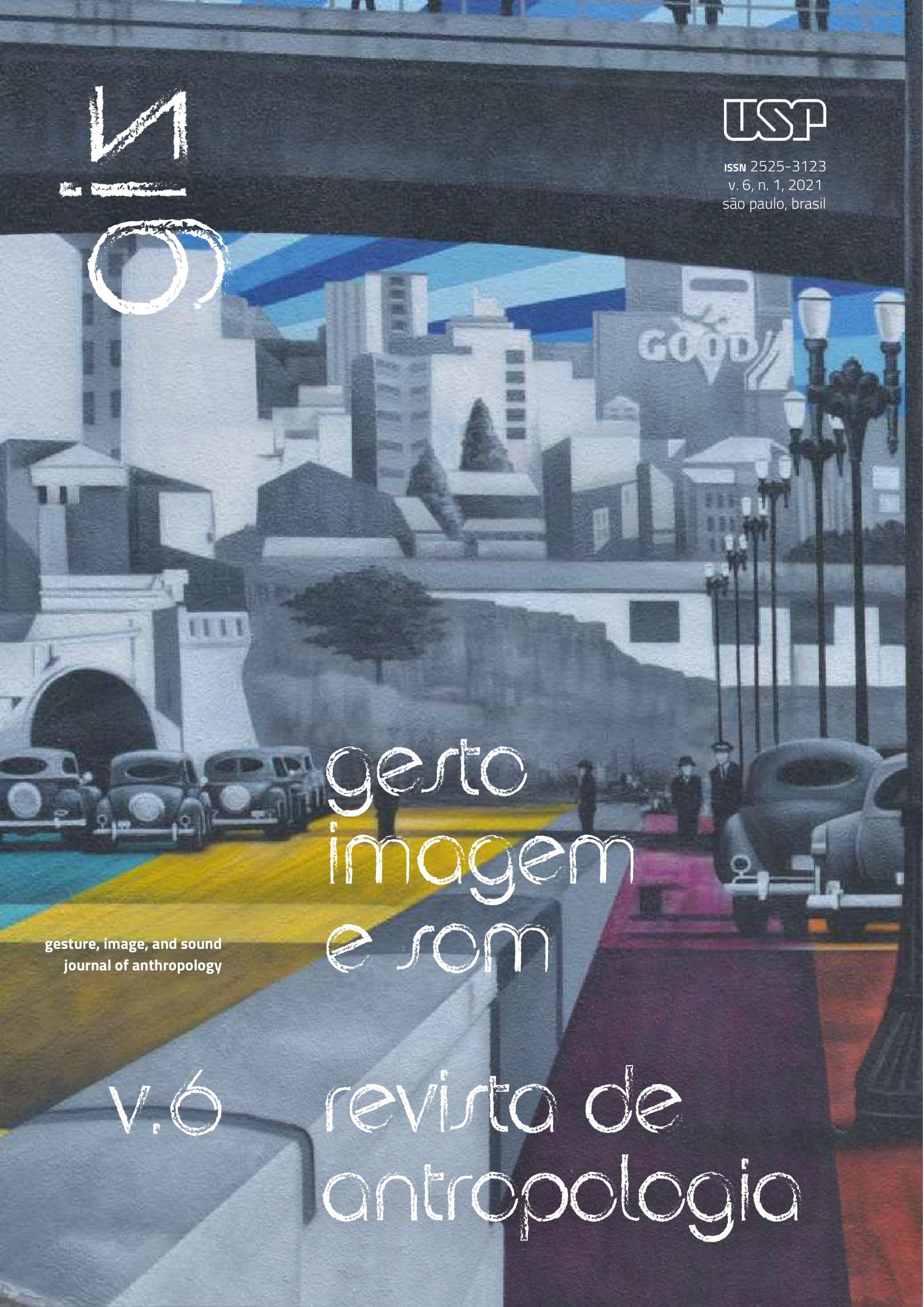 GIS v. 6 Cover | Image by Riccardo Putti