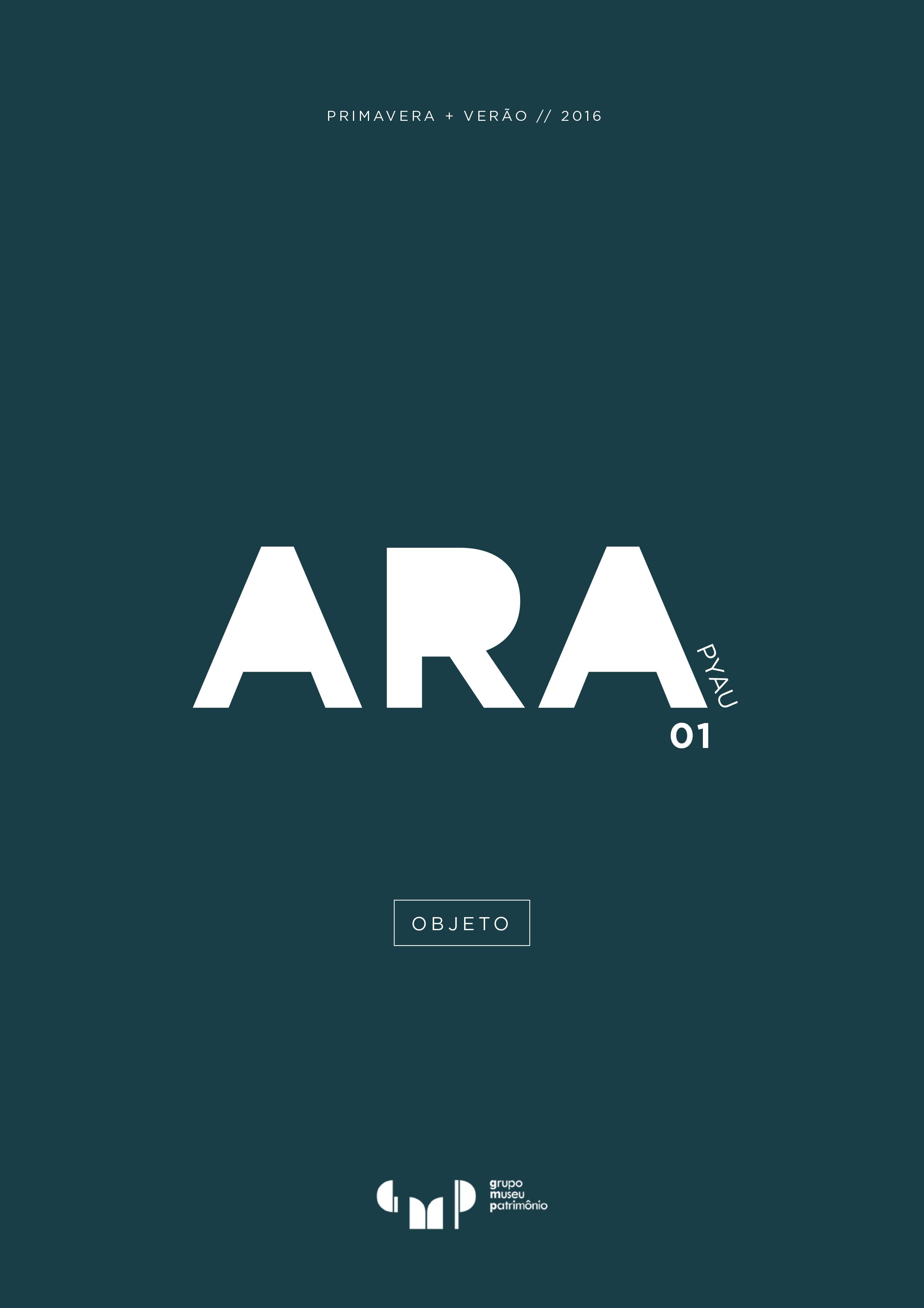 ARAPyau 01 - Objeto