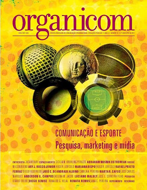 Visualizar v. 8 n. 15 (2011): Comunicação e Esporte: pesquisa, marketing e mídia