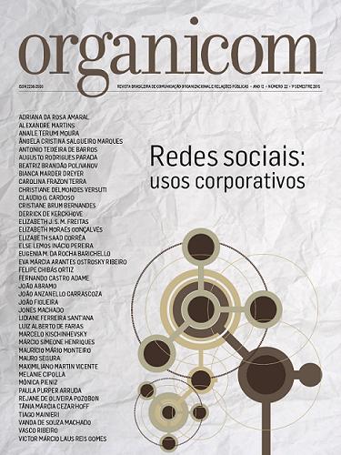 Visualizar v. 12 n. 22 (2015): Redes Sociais: Usos Corporativos