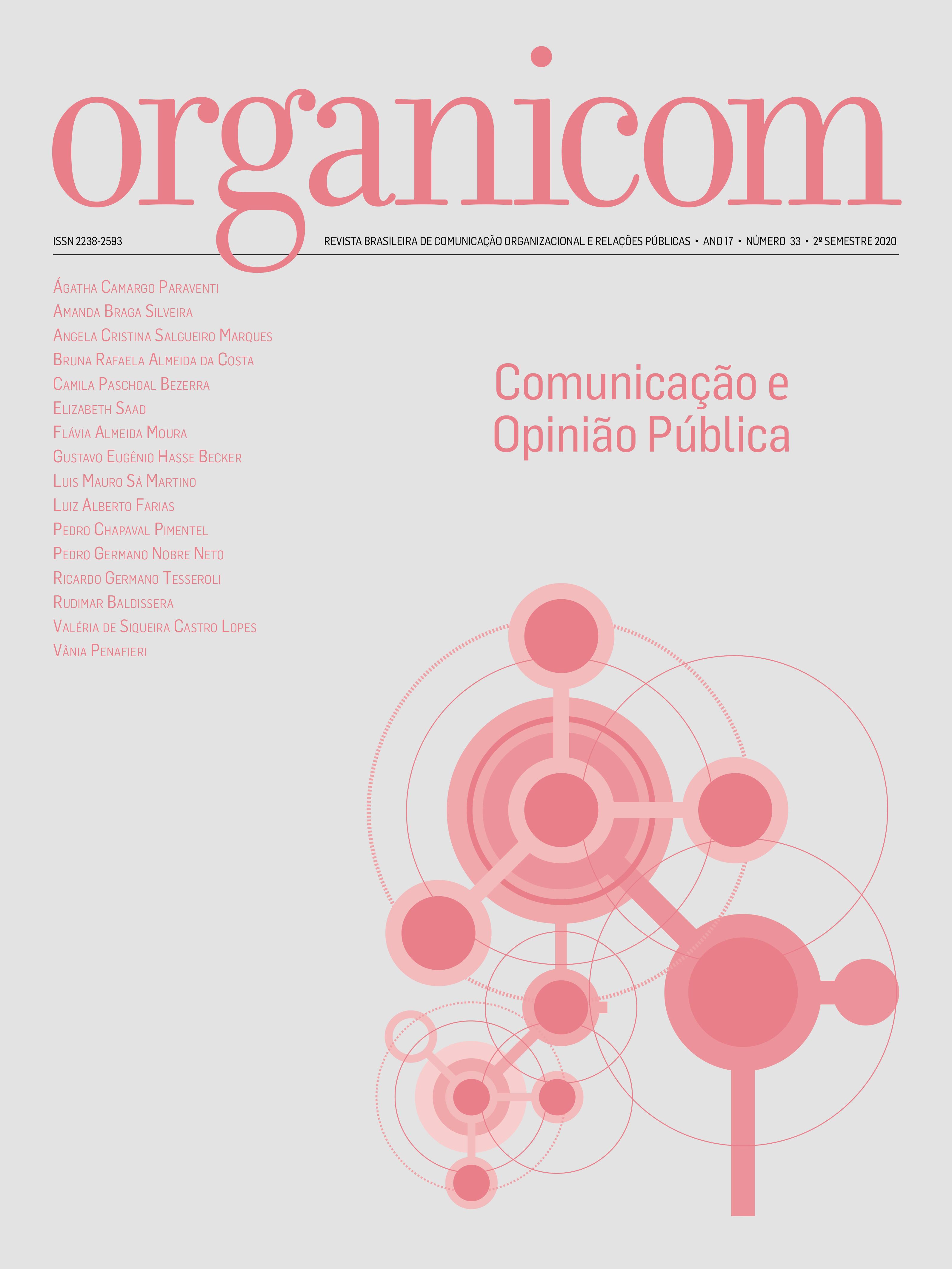 Visualizar v. 17 n. 33 (2020): Comunicação e Opinião Pública