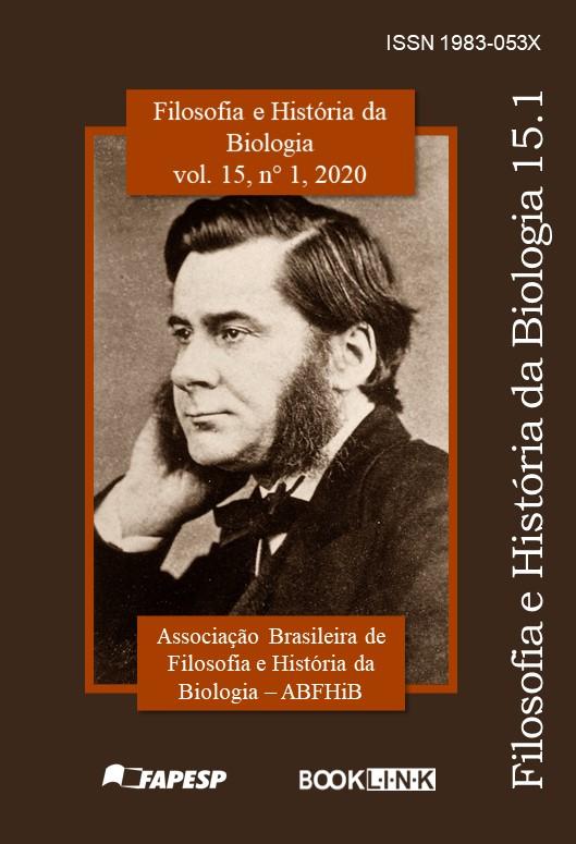 Fil. Hist. Biol., v. 15, n. 1, 2020