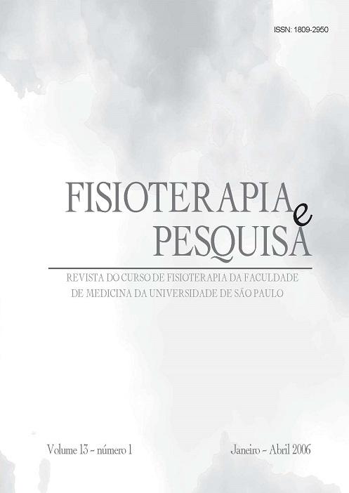 Visualizar v. 13 n. 1 (2006)