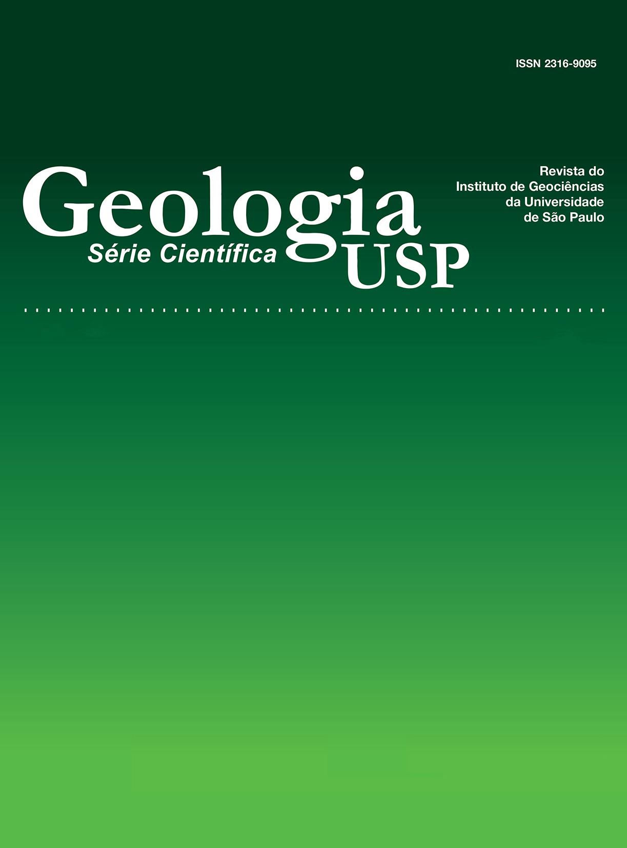 Revista Geologia USP. Série Científica.