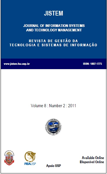 View Vol. 8 No. 2 (2011)