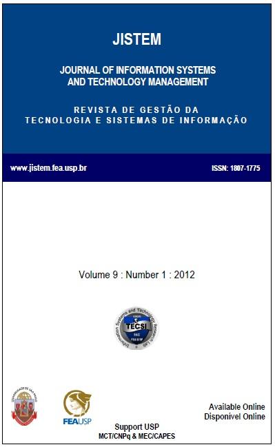 View Vol. 9 No. 1 (2012)