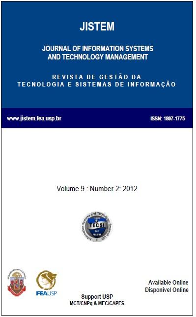 View Vol. 9 No. 2 (2012)