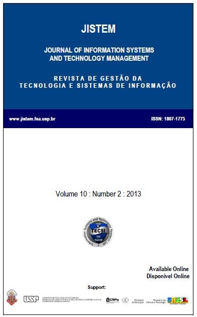 View Vol. 10 No. 3 (2013)