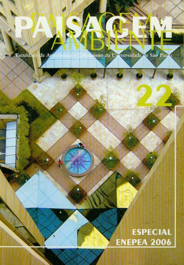 Visualizar n. 22 (2006): Especial ENEPEA 2006