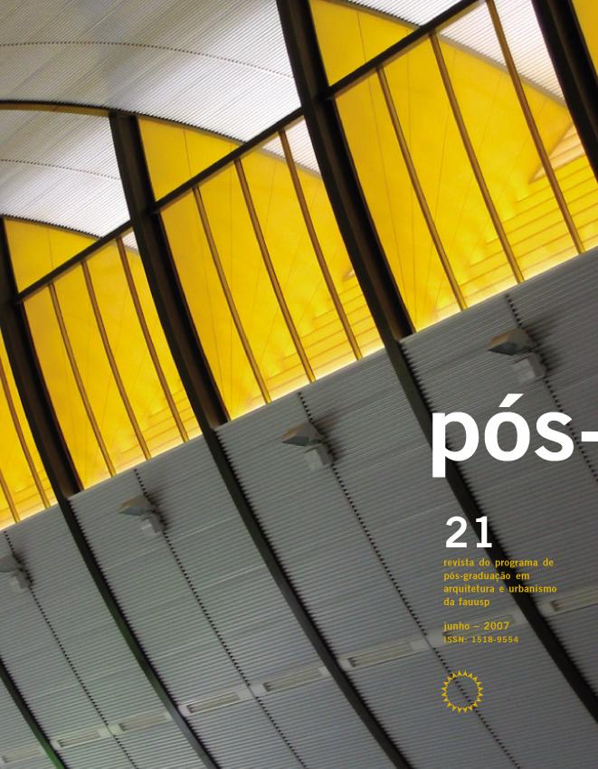Visualizar n. 21 (2007)