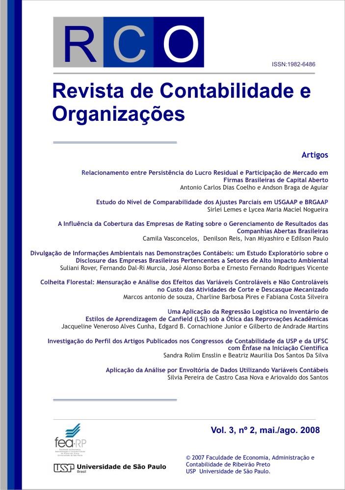 Visualizar v. 2 n. 3 (2008)