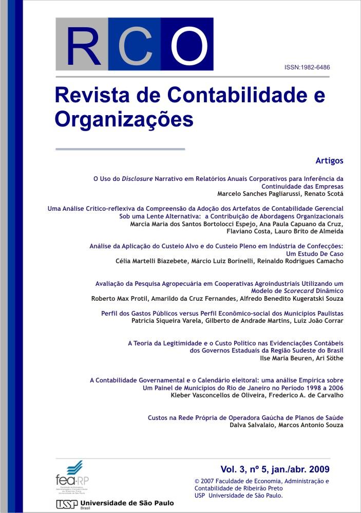 Visualizar v. 3 n. 5 (2009)