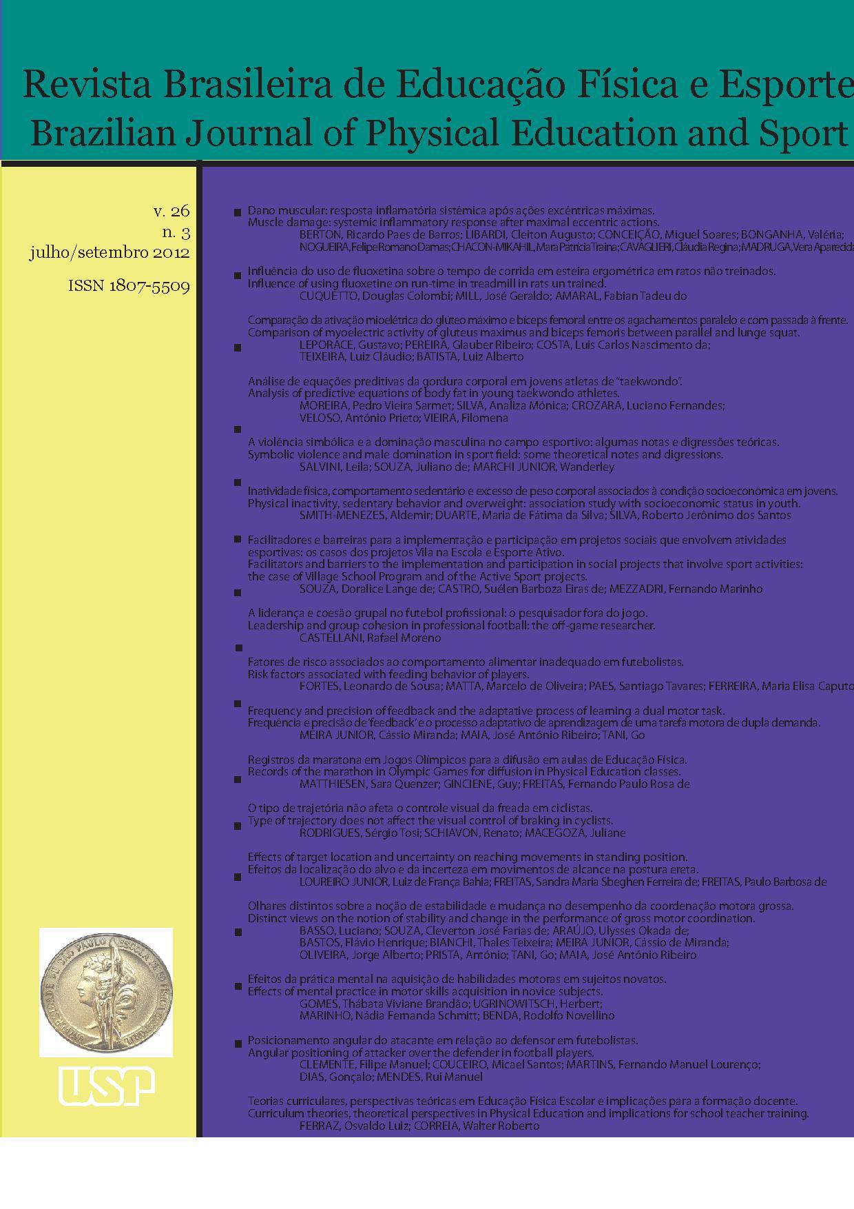 Visualizar v. 26 n. 3 (2012)