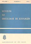 Visualizar v. 1 n. 1 (1975)